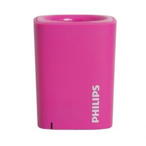 Parlante Philips BT100 Rosado