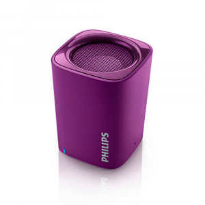 Parlante Philips BT100 Violeta