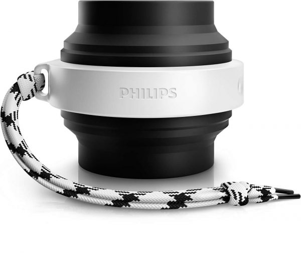 Parlante Flexible Philips BT2000 Black