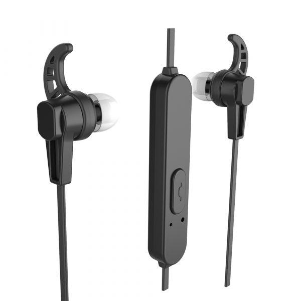 Audifono Bluetooth Tira coby CBE101 Black