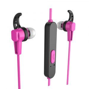 Audifono Bluetooth Tira coby CBE101 Rosa