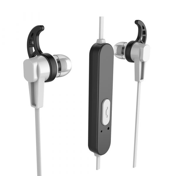 Audifono Bluetooth Tira coby CBE101 Blanco