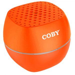 Parlante Coby CBM101 Naranja