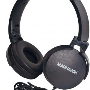 Audifono Dj Cable Magnavox MHP5026 Black