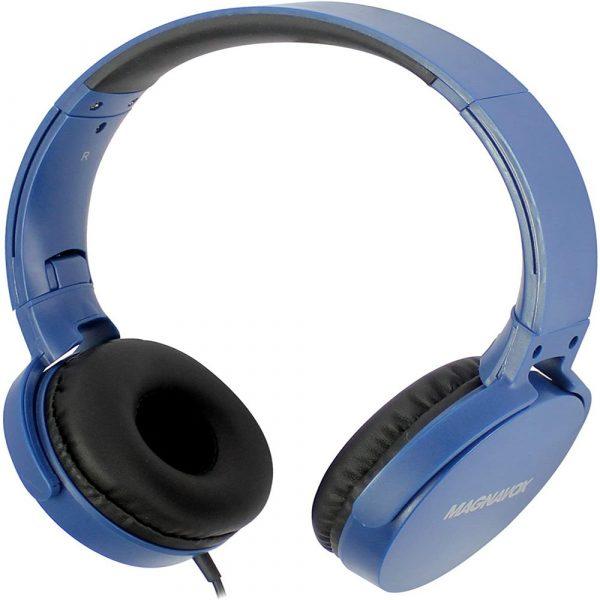 Audifono Dj Cable Magnavox MHP5026 Azul