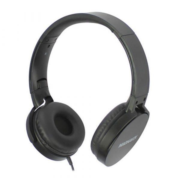 Audifono Dj Cable Magnavox MHP5026 Gris