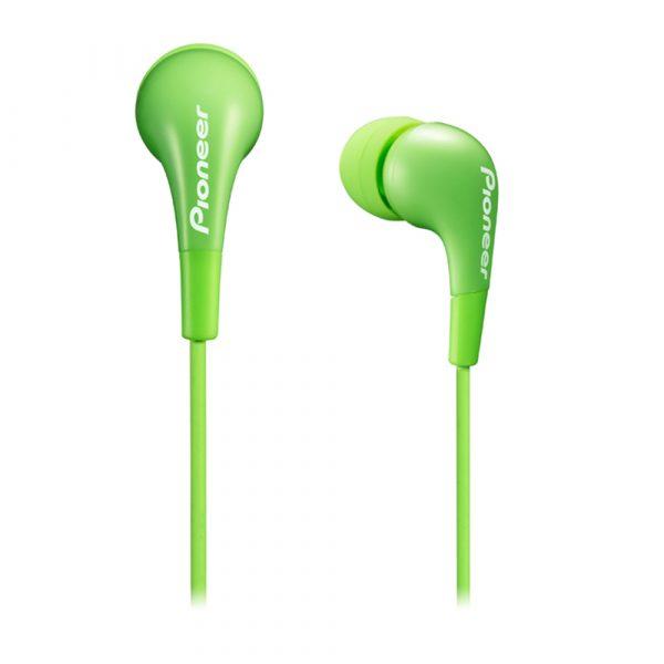 Audifono In Ear Pioneer SECL502 Verde