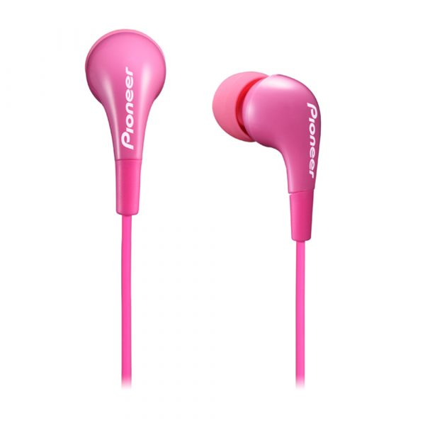 Audifono In Ear Pioneer SECL502 Rosa
