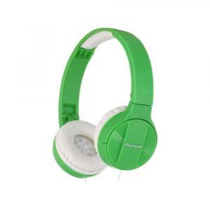 Audifono Dj Cable Pioneer SEMJ503 Verde