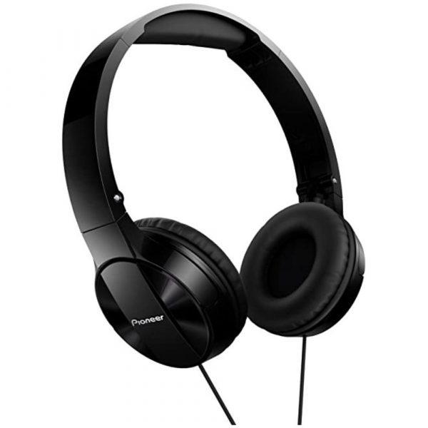 Audifono Dj Cable Pioneer SEMJ503 Black