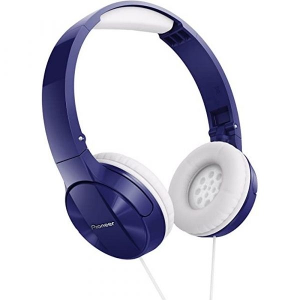 Audifono Dj Cable Pioneer SEMJ503 Azul