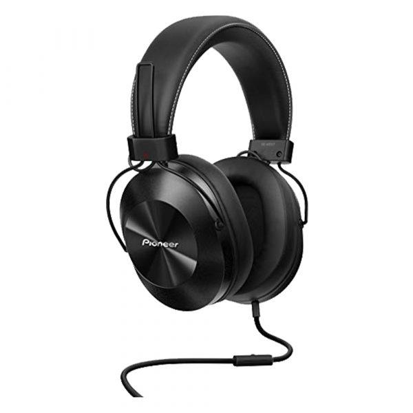 Audifono Dj Cable Pioneer SEMS5T Black