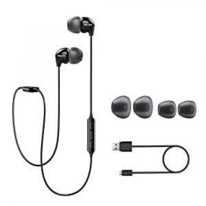 Audifono Bluetooth Tira Philips SHB3595 Negro