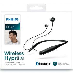 Audifono Nuquero Bluetooth Philips SHB4205 Black