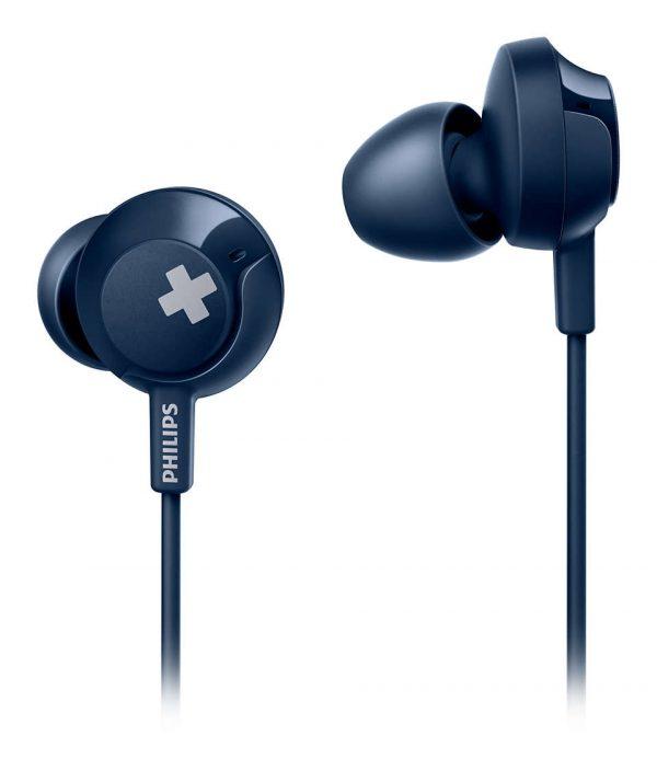 Audifono In Ear Philips SHE4305 Azul