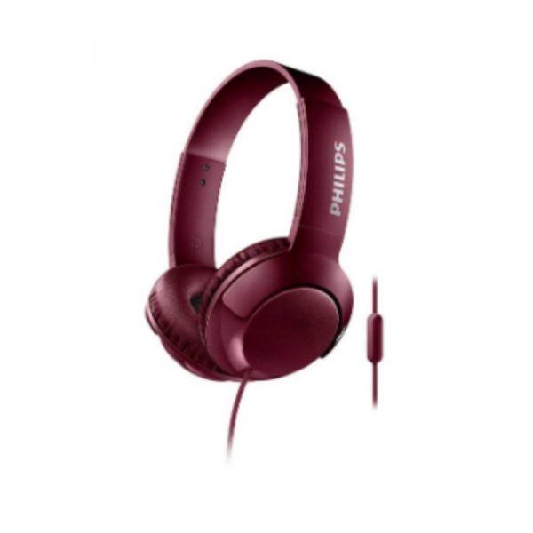 Audifono Dj Cable Philips SHL3075 Rojo