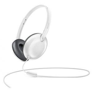 Audifono Dj Cable Philips SHL4405 Blanco