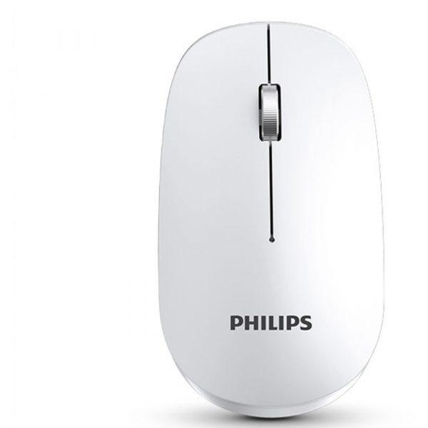 Mouse Wireless Philips SPK7305 Blanco