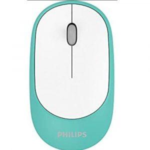 Mouse Wireless Philips SPK7314 Verde
