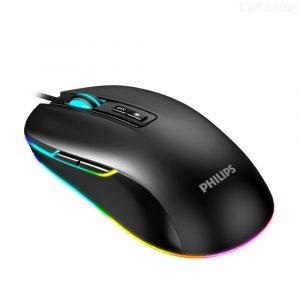 Mouse Gamer Philips SPK9414