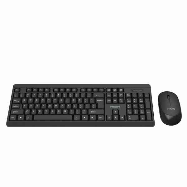Combo Wireless (Teclado+Mouse) Philips SPT6324